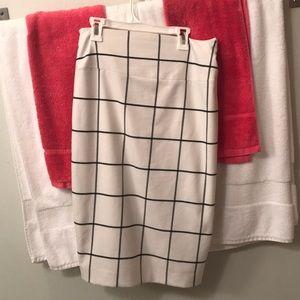 Size 4 Express Pencil Skirt